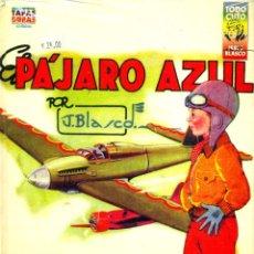 Cómics: TODO CUTO-2: EL PÁJARO AZUL (EL BOLETÍN, 1995) DE JESÚS BLASCO. FACSÍMIL.. Lote 183864187