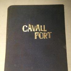 Cómics: COMIC CAVALL FORT AÑO 1961. Lote 183930812