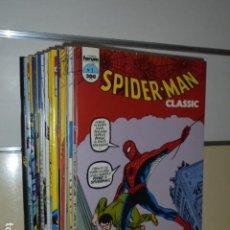Cómics: SPIDERMAN CLASSIC COMPLETA 16 NUM. FORUM. Lote 183932936