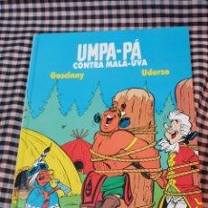 Cómics: UMPA-PÁ CONTRA MALA-UVA, N° 5 EDITORIAL AKAL.. Lote 184000685