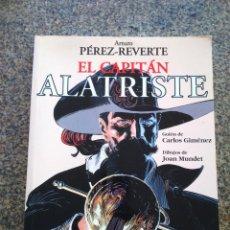 Cómics: EL CAPITAN ALATRISTE -- ARTURO PEREZ REVERTE -- 2005 --. Lote 184027665