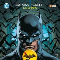 Cómics: BATMAN & FLASH : LA CHAPA - ECC / DC EDICIÓN DELUXE CON FUNDA IMPRESA / NUEVO Y PRECINTADO. Lote 184048981