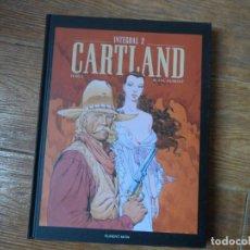 Cómics: JONATHAN CARTLAND INTEGRAL Nº 2 HARLÉ - BLANC-DUMONT EDITORIAL PONENT MON . Lote 184053956