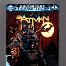 Cómics: BATMAN 1, 3 AL 37 - ECC / DC GRAPA / COLECCIÓN ACTUAL. Lote 184116226