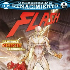 Cómics: FLASH 4 AL 37 - ECC / DC GRAPA / COLECCIÓN ACTUAL. Lote 184119802