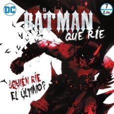 Cómics: EL BATMAN QUE RIE 7 - ECC / DC GRAPA. Lote 184145815