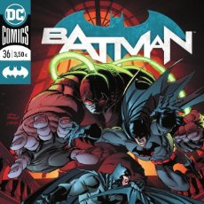 Cómics: BATMAN 36 - ECC / DC GRAPA. Lote 184202058
