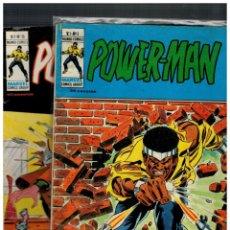 Cómics: POWER-MAN VOL.1. -LOTE DE 9 NºS.- 3,15,18,19,20,22,23,25 Y 26 (ÚLTIMO). ED. VÉRTICE.. Lote 184215327