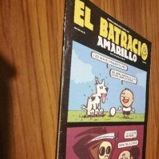 Cómics: EL BATRACIO AMARILLO 73. REVISTA DE HUMOR DE GRANADA. GRAPA. BUEN ESTADO. DIFICIL. Lote 184237330