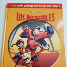 Cómics: LOS INCREÍBLES (COLECCIÓN GRANDES ÉXITOS DEL CINE DISNEY). Lote 184268351