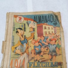 Cómics: , ALMANAQUE FLECHAS Y PELAYOS 1941. Lote 184291947
