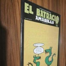 Cómics: EL BATRACIO AMARILLO 82. REVISTA DE HUMOR DE GRANADA. GRAPA. BUEN ESTADO. DIFICIL. Lote 184403547