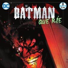 Cómics: EL BATMAN QUE RIE 8 - ECC / DC GRAPA. Lote 184416981