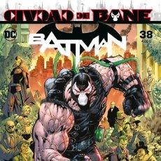 Cómics: BATMAN 38 - ECC / DC GRAPA. Lote 184417038