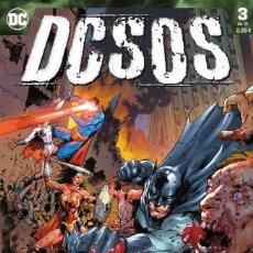 Cómics: DCSOS 3 - ECC / DC GRAPA. Lote 184417215