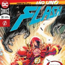 Cómics: FLASH 38 - ECC / DC GRAPA. Lote 184417467