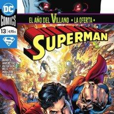 Cómics: SUPERMAN 13 - ECC / DC GRAPA. Lote 184418087