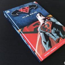 Cómics: DE KIOSCO SUPERMAN HIJO ROJO VOLUMEN 2 SALVAT TOMO TAPA DURA MARK MILLER. Lote 184420442