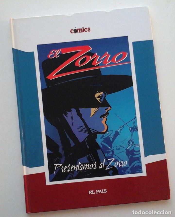 EL ZORRO DE ALEX TOTH. EXCELENTE CÓMIC CLÁSICO A REDESCUBRIR. OCASION (Tebeos y Comics Pendientes de Clasificar)
