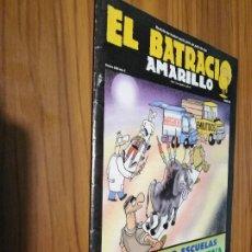 Cómics: EL BATRACIO AMARILLO 103. REVISTA DE HUMOR DE GRANADA. GRAPA. BUEN ESTADO. DIFICIL. Lote 184490863