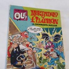 Cómics: OLÉ, MORTADELO Y FILEMÓN. Lote 184549997
