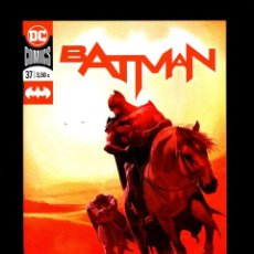 Cómics: BATMAN 37 - ECC / DC GRAPA. Lote 184145641