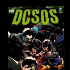 Cómics: DCSOS 2 - ECC / DC GRAPA. Lote 184145721