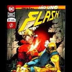 Cómics: FLASH 37 - ECC / DC GRAPA. Lote 184145862