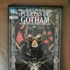 Cómics: BATMAN PUERTAS DE GOTHAM ECC. Lote 184627628