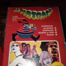 Cómics: TEBEOS-CÓMICS CANDY - LA MATRACA NÚMERO 0 CERO - ESCO 1976 - AA98. Lote 184662741
