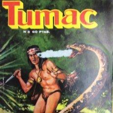 Cómics: TUMAC Nº3. Lote 184695832
