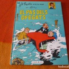 Cómics: GIL PUPILA 3 EL PAS DELS OFEGATS ( MILLIEUX ) ( EN CATALAN ) ¡MUY BUEN ESTADO! TAPA DURA CASALS. Lote 184696252