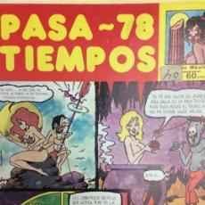 Comics : PASA-78 TIEMPOS. Lote 184723865