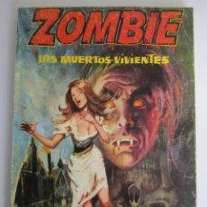 Cómics: ZOMBIE (1973, PETRONIO) 5 · 1973 · ZOMBIE. Lote 184785447