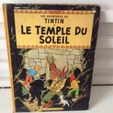 Cómics: LE TEMPLE DU SOLEIL CASTERMAN 1949. Lote 185234576