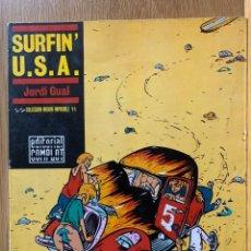 Cómics: SURFIN' U.S.A. - JORDI GUAL - COLECCIÓN MISIÓN IMPOSIBLE (11) -COMPLOT. Lote 185772158