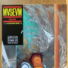 Cómics: MUSEUM - TONI GARCÉS - COLECCIÓN MISIÓN IMPOSIBLE (18) -COMPLOT - 1990. Lote 185772258