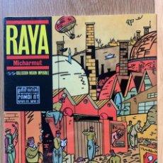 Cómics: RAYA - MICHARMUT - COLECCIÓN MISIÓN IMPOSIBLE (22) -COMPLOT - 1990. Lote 185772423