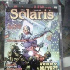 Cómics: SOLARIS, Nº 2, 2000. REVISTA. GUÍA BIMESTRAL DE LITERATURA FANTÁSTICA. ENTREVISTA TERRY PRATCHETT. Lote 185886826