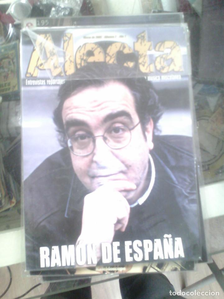 REVISTA DE CINE ALECTA MARZO DE 2003 NUMERO 2 AÑO 1 (Tebeos y Comics - Comics otras Editoriales Actuales)
