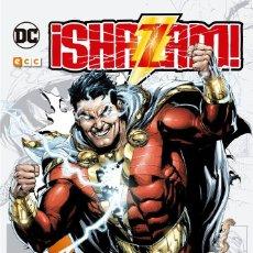 Comics: SHAZAM ! DE GEOFF JOHNS Y GARY FRANK - ECC / DC TAPA DURA. Lote 185918867