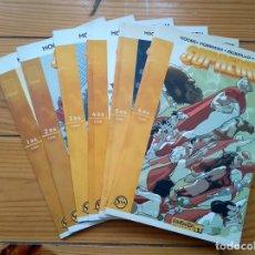 Cómics: SUPREME NºS 1 2 3 4 5 Y 6 - MOORE - PAJARILLO - SPROUSE - VEITCH - EDITOCIONES DOLMEN D1. Lote 185965085