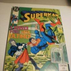 Cómics: DC SUPERMAN LOBO RIE EL ÚLTIMO CONTIENE DEL 91 AL 95 DE LA COLECCIÓN (BUEN ESTADO). Lote 186026516