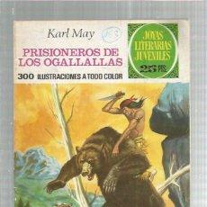 Cómics: JOYAS LITERARIAS 163. Lote 186057307
