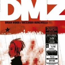 Cómics: DMZ 5 - ECC / DC VERTIGO / TAPA DURA. Lote 186086272