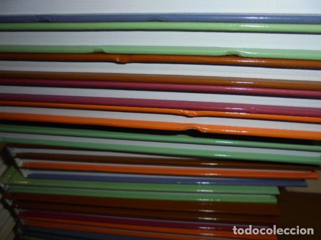 Cómics: LAS AVENTURAS DE EL CAPITAN TRUENO LOTE DE 49 TOMOS - PLANETA OFERTA - Foto 4 - 186122697