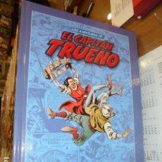 Cómics: LAS AVENTURAS DE EL CAPITAN TRUENO LOTE DE 49 TOMOS - PLANETA OFERTA. Lote 186122697