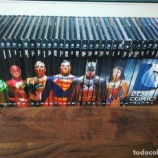 Cómics: DC COMICS COLECCIÓN NOVELAS GRÁFICAS VOLÚMENES DEL 1 AL 35 . Lote 186223203