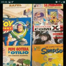 Cómics: 6 CÓMICS VARIOS. Lote 186280437