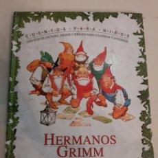 Cómics: HERMANOS GRIMM IDEA BOOKS. Lote 186291086